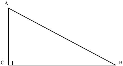 théorème de Pythagore dans un triangle rectangle